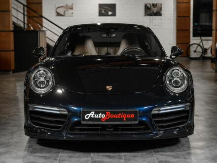 Синий Порше 911, объемом двигателя 3.8 л и пробегом 28 тыс. км за 162000 $, фото 1 на Automoto.ua