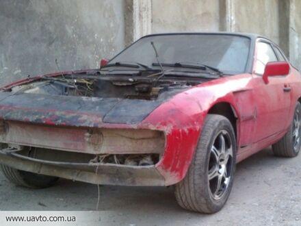 Красный Порше 924, объемом двигателя 2 л и пробегом 1 тыс. км за 0 $, фото 1 на Automoto.ua