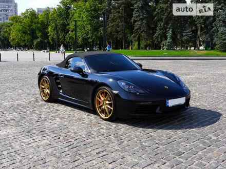 Черный Порше Бокстер, объемом двигателя 2.5 л и пробегом 29 тыс. км за 64900 $, фото 1 на Automoto.ua