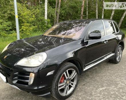 Чорний Порше Cayenne, об'ємом двигуна 3.6 л та пробігом 158 тис. км за 17700 $, фото 1 на Automoto.ua