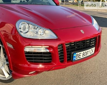 Червоний Порше Cayenne, об'ємом двигуна 4.8 л та пробігом 153 тис. км за 15800 $, фото 1 на Automoto.ua