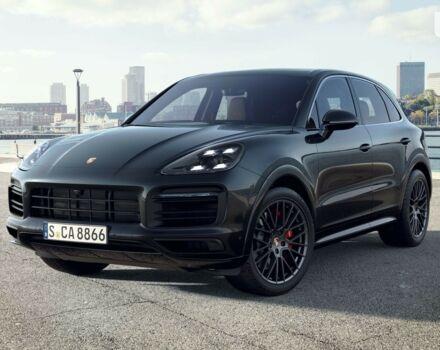 купити нове авто Порше Cayenne 2021 року від офіційного дилера Порше Центр Одесса Порше фото