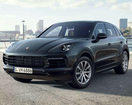 купить новое авто Порше Каен 2021 года от официального дилера Порше Центр Одесса Порше фото