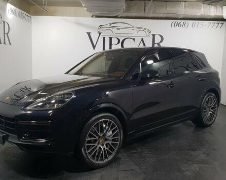 купить новое авто Порше Каен 2021 года от официального дилера VIPCAR Порше фото
