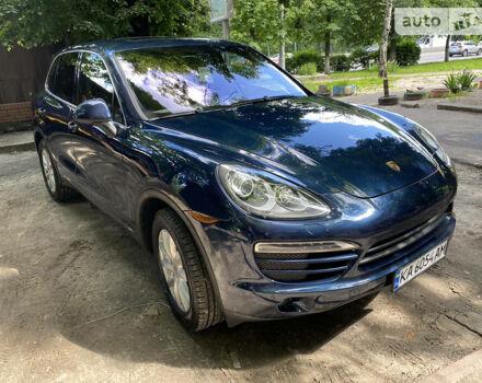 Синій Порше Cayenne, об'ємом двигуна 3.6 л та пробігом 101 тис. км за 29800 $, фото 1 на Automoto.ua