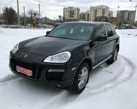 Чорний Порше Cayenne, об'ємом двигуна 3.6 л та пробігом 176 тис. км за 15400 $, фото 1 на Automoto.ua