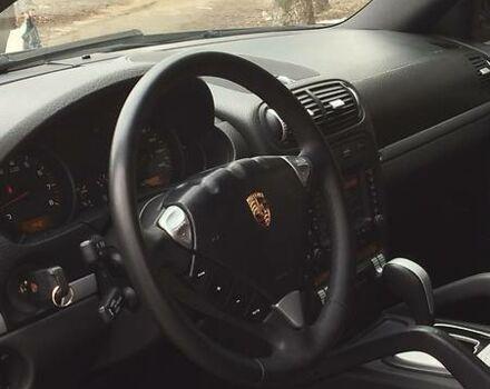 Чорний Порше Cayenne, об'ємом двигуна 3.6 л та пробігом 115 тис. км за 20300 $, фото 1 на Automoto.ua