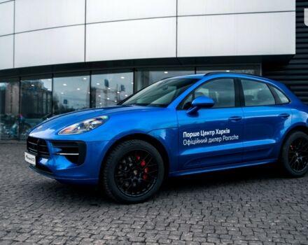 купить новое авто Порше Масан 2020 года от официального дилера Порше Центр Харків Порше фото