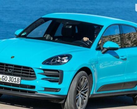купити нове авто Порше Масан 2021 року від офіційного дилера Порше Центр Харків Порше фото