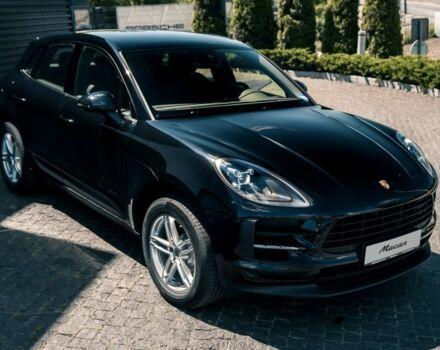 купить новое авто Порше Масан 2021 года от официального дилера Порше Центр Харків Порше фото