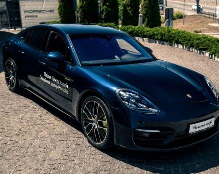 купить новое авто Порше Панамера 2021 года от официального дилера Порше Центр Харків Порше фото
