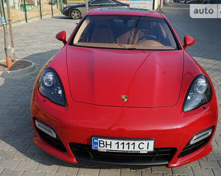 Порше Панамера, объемом двигателя 0 л и пробегом 18 тыс. км за 65000 $, фото 1 на Automoto.ua