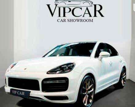 купить новое авто Порше Cayenne Coupe 2020 года от официального дилера VIPCAR Порше фото