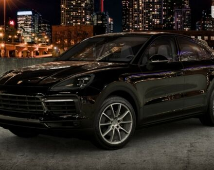 купить новое авто Порше Cayenne Coupe 2021 года от официального дилера Порше Центр Харків Порше фото