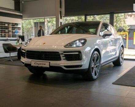 купить новое авто Порше Cayenne Coupe 2021 года от официального дилера Порше Центр Одесса Порше фото
