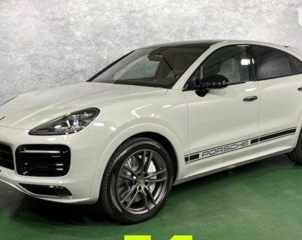 купить новое авто Порше Cayenne Coupe 2021 года от официального дилера MARUTA.CARS Порше фото