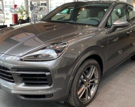 купити нове авто Порше Cayenne Coupe 2021 року від офіційного дилера Порше Центр Львів Порше фото