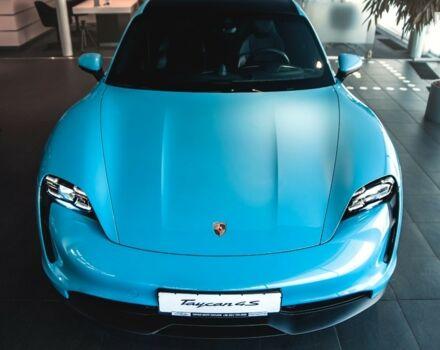 купить новое авто Порше Тайкан 2020 года от официального дилера Порше Центр Харків Порше фото