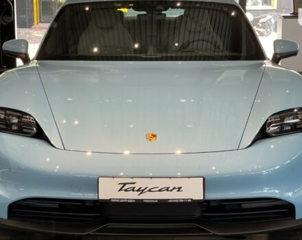 купить новое авто Порше Тайкан 2021 года от официального дилера Порше Центр Одесса Порше фото