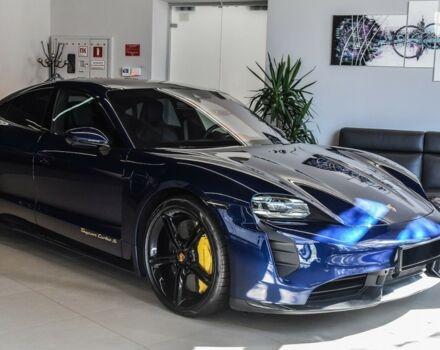 купить новое авто Порше Тайкан 2021 года от официального дилера Mansory Порше фото