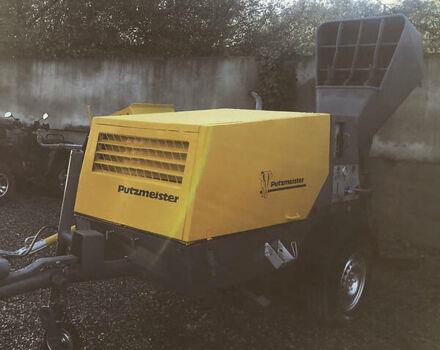 Путцмайстер М740, объемом двигателя 0 л и пробегом 1 тыс. км за 11475 $, фото 1 на Automoto.ua