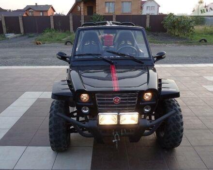 Черный Кьютек Гладиатор, объемом двигателя 0.85 л и пробегом 2 тыс. км за 6500 $, фото 1 на Automoto.ua