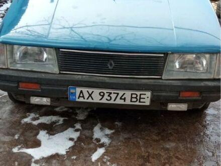 Синій Рено 11, об'ємом двигуна 1.4 л та пробігом 1 тис. км за 1100 $, фото 1 на Automoto.ua