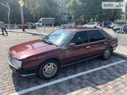 Красный Рено 25, объемом двигателя 2.8 л и пробегом 197 тыс. км за 1200 $, фото 1 на Automoto.ua