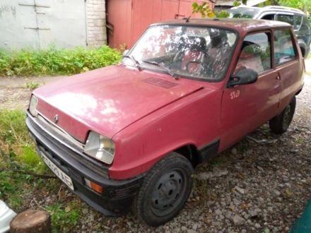 Червоний Рено 5, об'ємом двигуна 1.4 л та пробігом 200 тис. км за 499 $, фото 1 на Automoto.ua