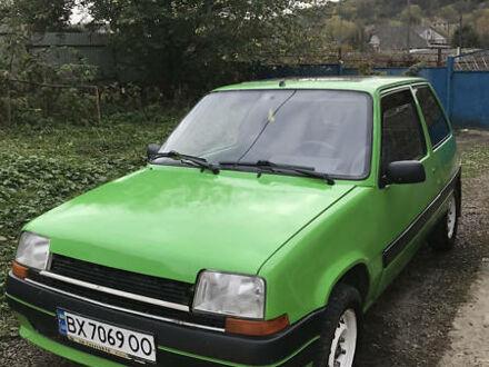 Зелений Рено 5, об'ємом двигуна 1.1 л та пробігом 246 тис. км за 1400 $, фото 1 на Automoto.ua