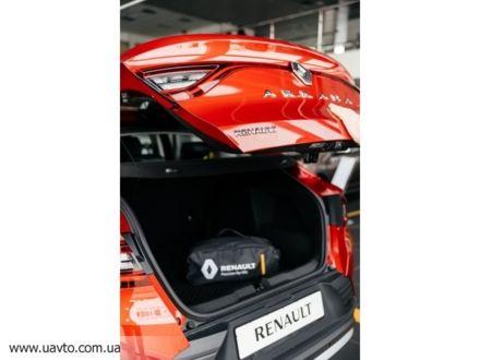 Красный Рено Arkana, объемом двигателя 1.3 л и пробегом 1 тыс. км за 25095 $, фото 1 на Automoto.ua