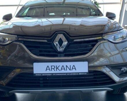 купити нове авто Рено Arkana 2020 року від офіційного дилера Автотрейдинг-Днепр Рено фото
