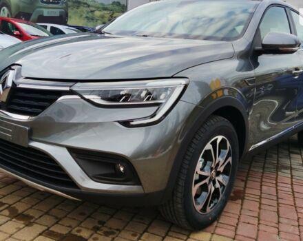 купити нове авто Рено Arkana 2020 року від офіційного дилера ТзОВ Луцьк-Експо Рено фото