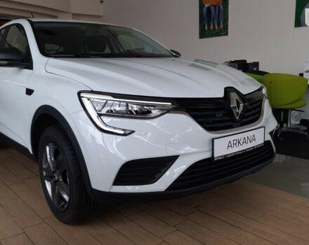 купити нове авто Рено Arkana 2021 року від офіційного дилера АДАМАНТ МОТОРС ЗАПОРІЖЖЯ Рено фото