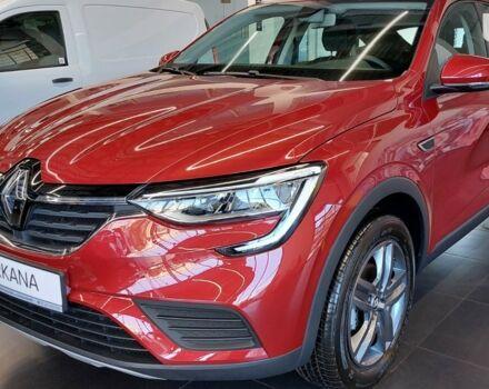 купити нове авто Рено Arkana 2021 року від офіційного дилера АВТОГРУП Кропивницкий Рено фото