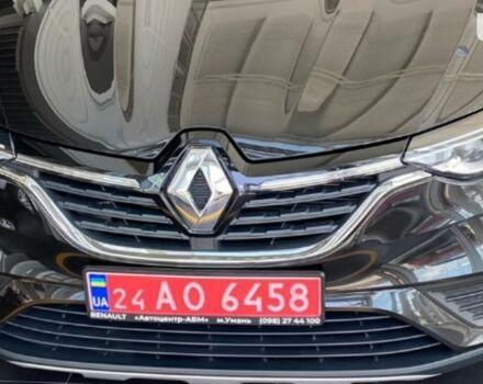 купити нове авто Рено Arkana 2021 року від офіційного дилера Автоцентр-АВМ Renault Рено фото