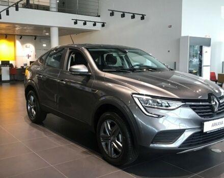 купити нове авто Рено Arkana 2021 року від офіційного дилера Renault ВІННЕР ОБОЛОНЬ Рено фото