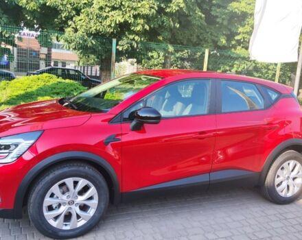 купить новое авто Рено Каптур 2021 года от официального дилера ТзОВ Луцьк-Експо Рено фото