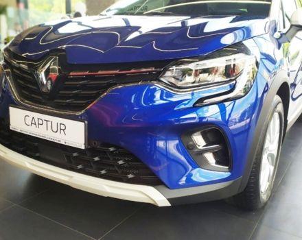 купити нове авто Рено Каптур 2021 року від офіційного дилера АВТОГРУП Кропивницкий Рено фото