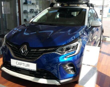 купить новое авто Рено Каптур 2021 года от официального дилера АДАМАНТ МОТОРС ЗАПОРІЖЖЯ Рено фото