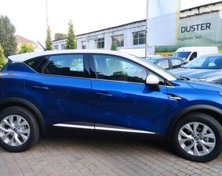 купити нове авто Рено Каптур 2021 року від офіційного дилера ТзОВ Луцьк-Експо Рено фото