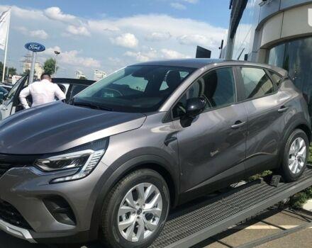 купить новое авто Рено Каптур 2021 года от официального дилера Renault ВІННЕР ОБОЛОНЬ Рено фото