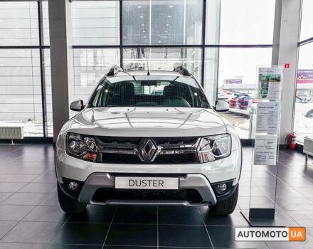 купити нове авто Рено Дастер 2021 року від офіційного дилера АВТО Акорд Рено фото