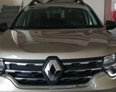 купити нове авто Рено Дастер 2021 року від офіційного дилера АДАМАНТ МОТОРС ЗАПОРІЖЖЯ Рено фото