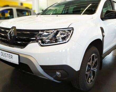 купити нове авто Рено Дастер 2021 року від офіційного дилера АВТОГРУП Кропивницкий Рено фото
