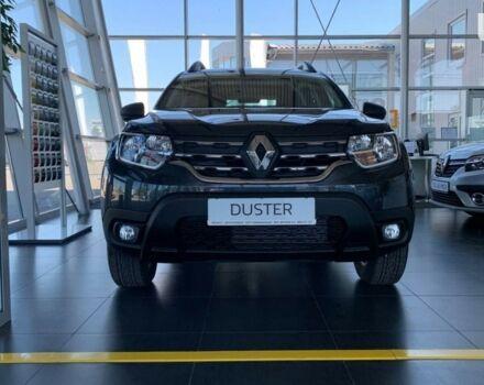 купити нове авто Рено Дастер 2021 року від офіційного дилера Автотрейдинг-Днепр Рено фото