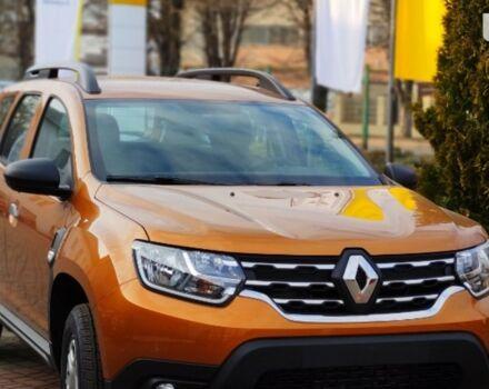 купити нове авто Рено Дастер 2021 року від офіційного дилера ТзОВ Луцьк-Експо Рено фото