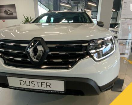 купити нове авто Рено Дастер 2021 року від офіційного дилера Автоцентр Rеnault ТОВ «Авто Груп+» Суворовський» Рено фото