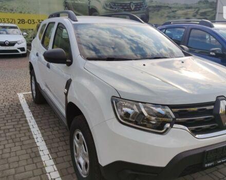 купить новое авто Рено Дастер 2021 года от официального дилера ТзОВ Луцьк-Експо Рено фото