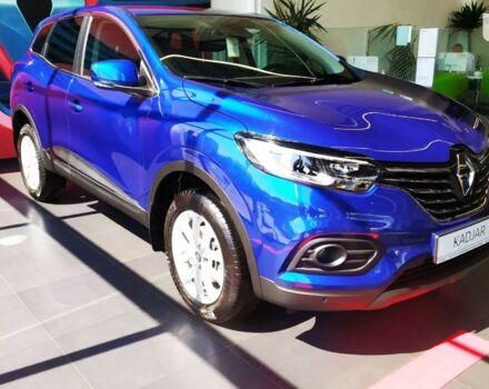 купить новое авто Рено Kadjar 2021 года от официального дилера АВТОГРУП Кропивницкий Рено фото